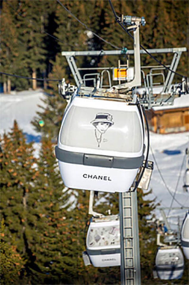 Courchevel Chanel