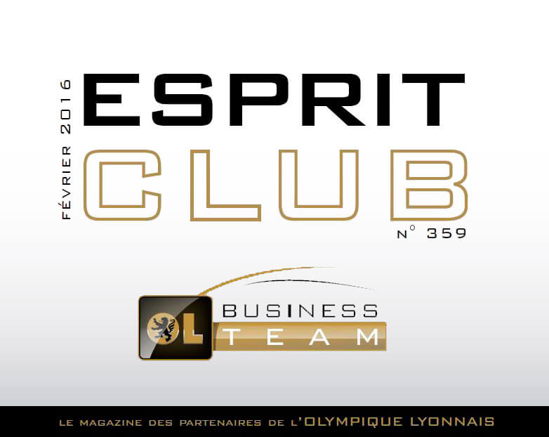 Esprit Club OL Business Team
